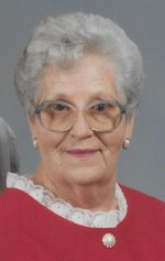 Thelma Hutchison (Gibson)