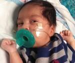 Baby Angel Lawrence  Hart